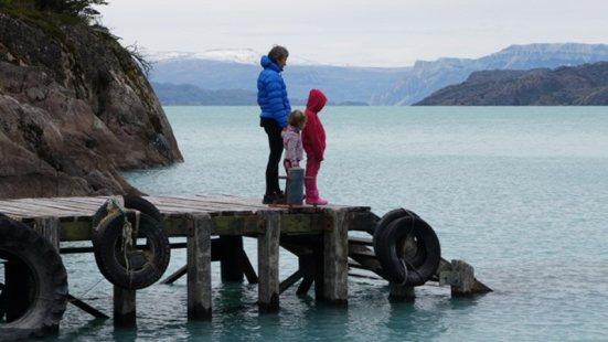 Lago O'Higgins, Patagònia xilena