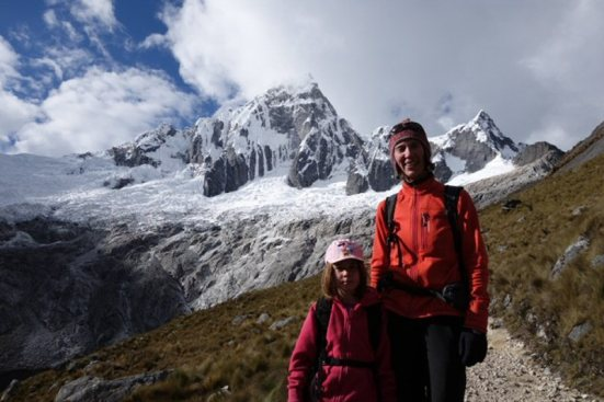 Trekking Santa Cruz, Huaraz, Perú